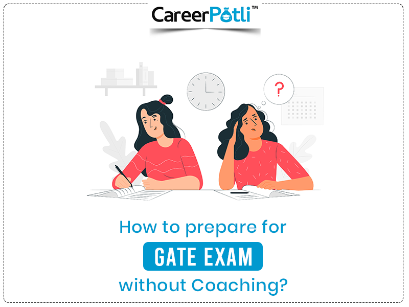 How to Prepare for Gate Exam Without Coaching.