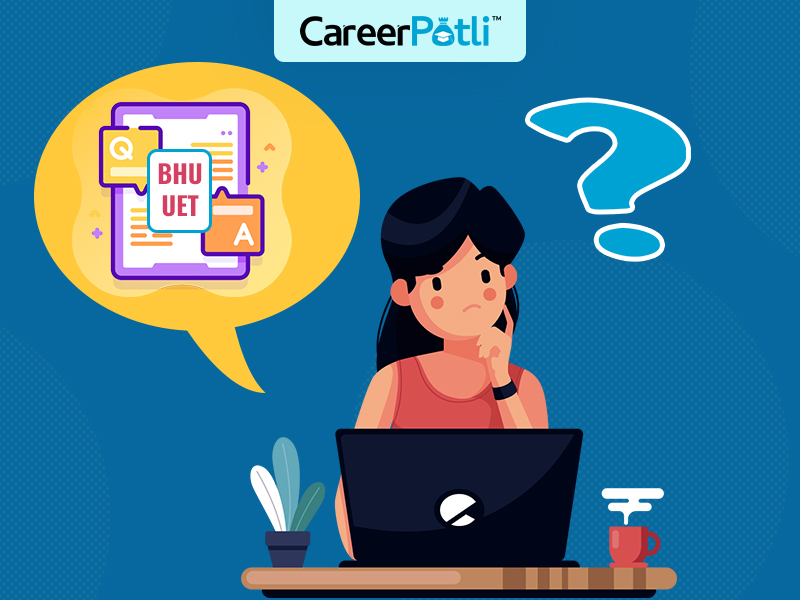 How to fill the BHU UET application form?